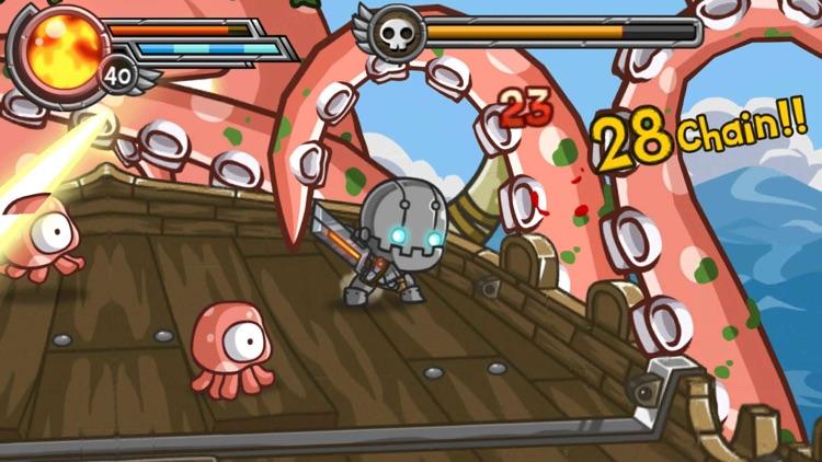 Wonder Blade screenshot-4