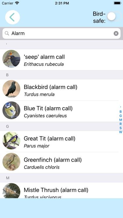ChirpOMatic - Bird Song ID screenshot-6