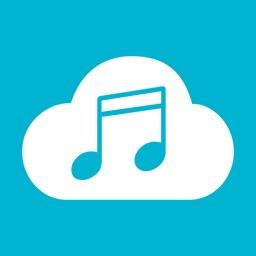 Music Cloud Offline player app