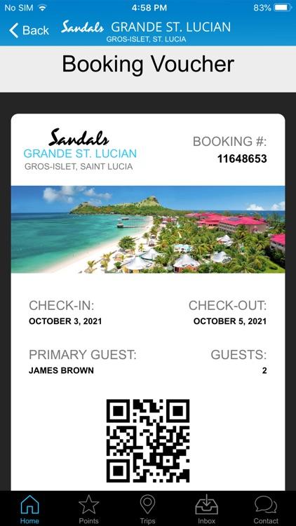 Sandals & Beaches Resorts screenshot-8