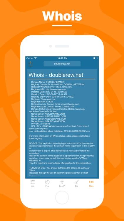Network Utility Pro screenshot-6
