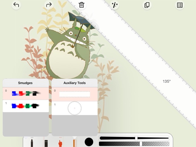 ‎Sketch Tree Pro - My Art Pad Screenshot