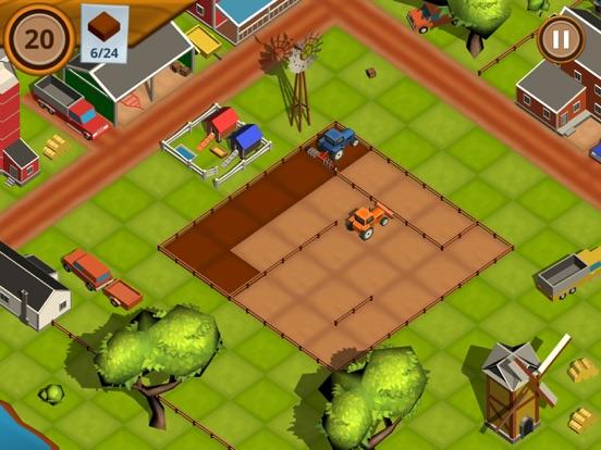 TractoRush : Cubed Farm Puzzle screenshot 8
