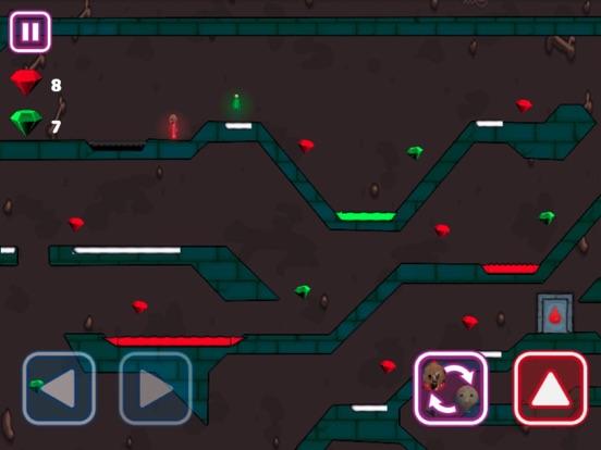 Red Granny and Green Baldi 2 screenshot 6