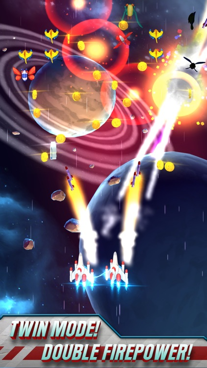 Galaga Wars screenshot-3