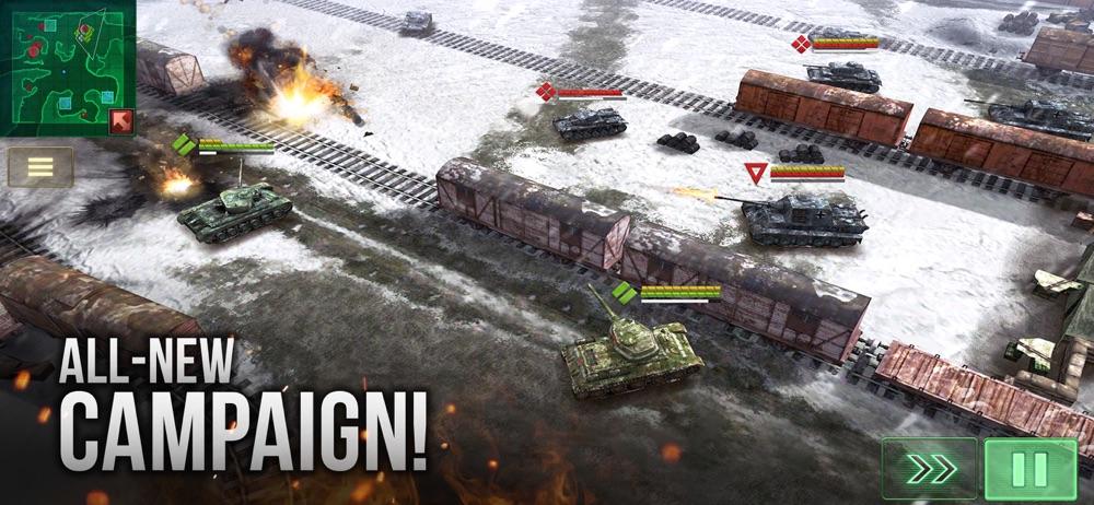 Armor Age: Tank Wars Cheat Codes