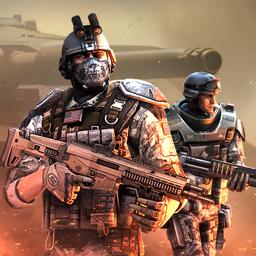 Ícone do app Modern Combat 5