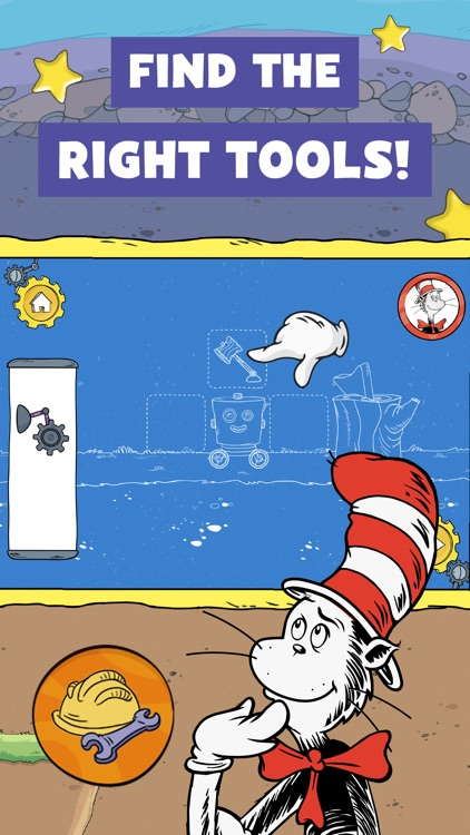 The Cat in the Hat Invents
