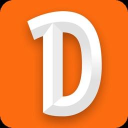 Decalcomania AR