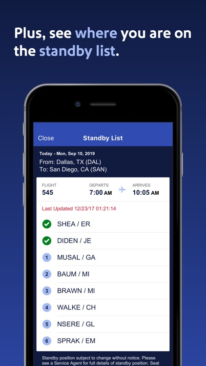 Southwest Airlines screenshot-5