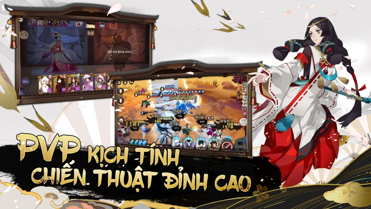 Âm Dương Sư - Onmyoji screenshot-4
