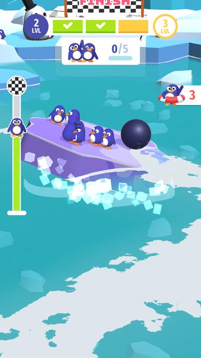 Penguinia Ride screenshot 1