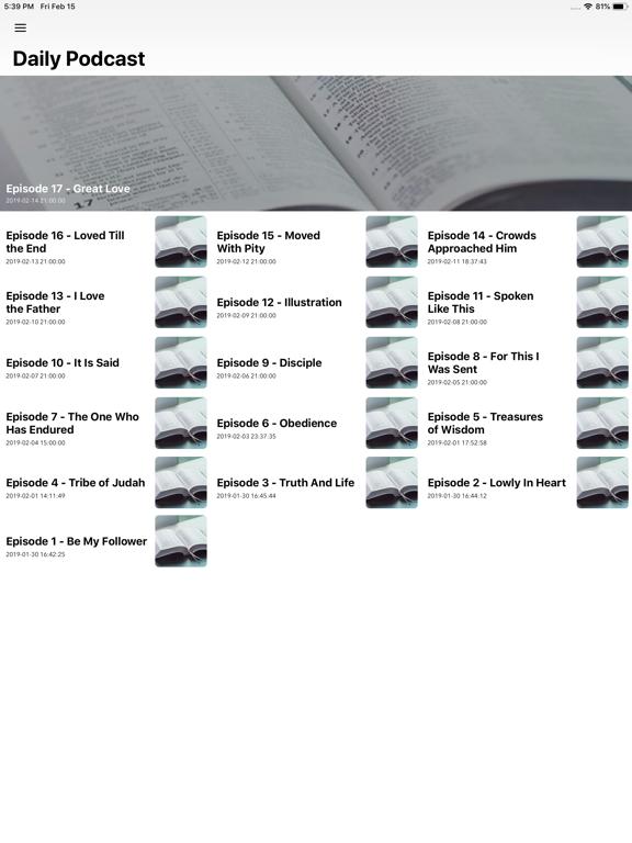Jehovah's Witnesses Podcastのおすすめ画像6