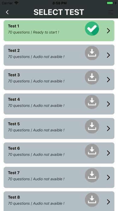 TOEIC PRACTICE TEST FULL | App Price Drops