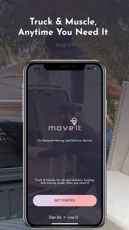 Move It: Moving & Delivery