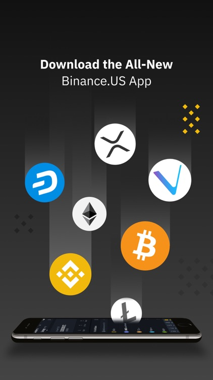 Binance.US - Bitcoin & Crypto screenshot-4