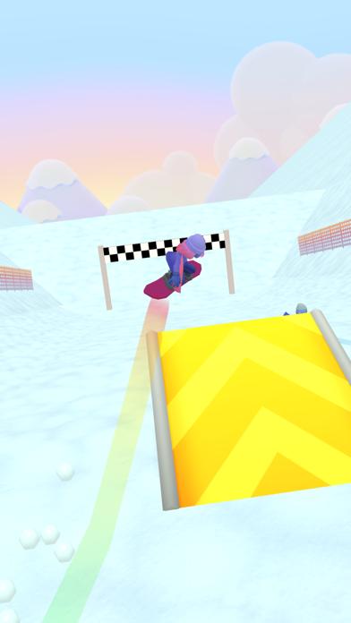 Snow Down! screenshot 3