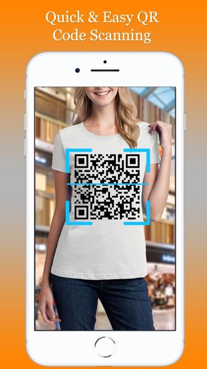 QR Code Scanner Barcode Reader