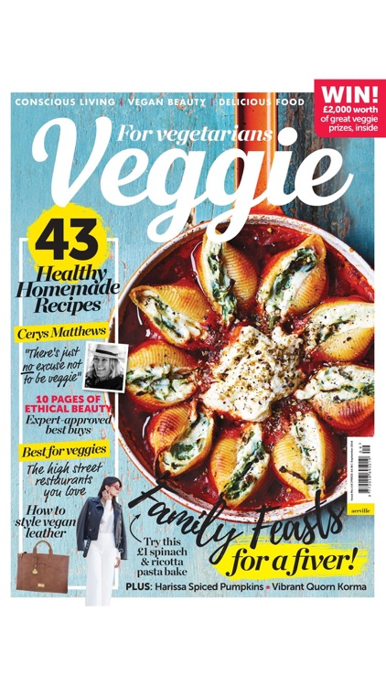 Veggie Magazine screenshot-8
