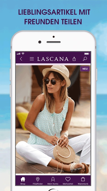 LASCANA - Bademode & Shopping screenshot-3
