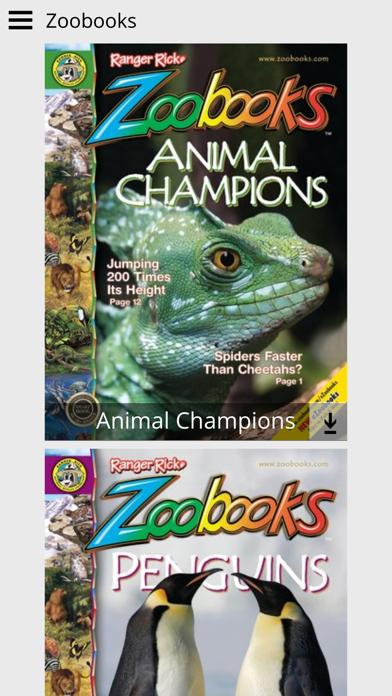 messages.download Ranger Rick Zoobooks software