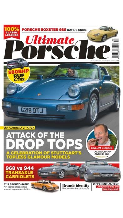 Ultimate Porsche screenshot 4