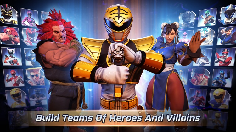 Power Rangers: Legacy Wars screenshot-1