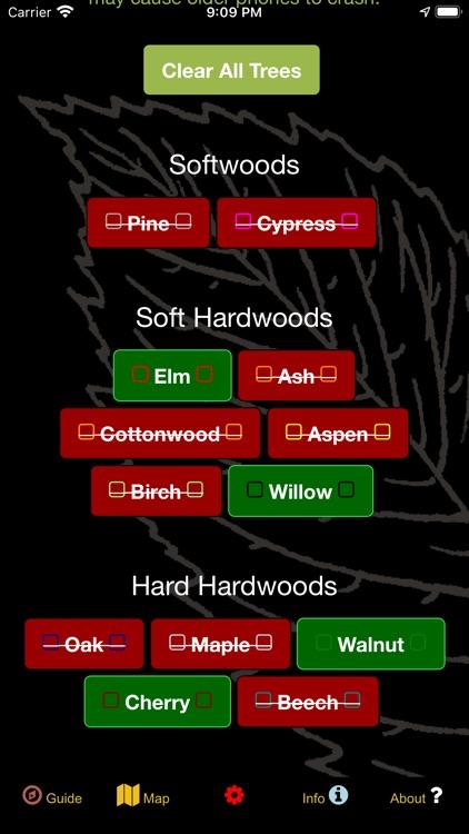 Missouri Mushroom Forager Map! screenshot-8