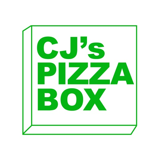 CJ's Pizza Box