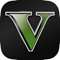 App Icon for Grand Theft Auto V: The Manual App in Hong Kong IOS App Store