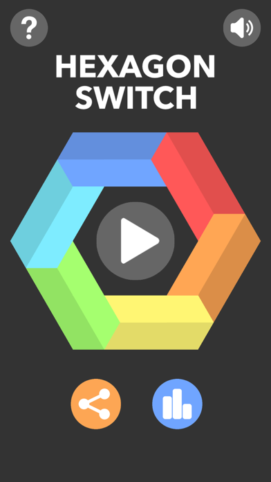 Hexagon Switch screenshot one