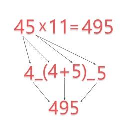 Math Tricks - Math Puzzle Game