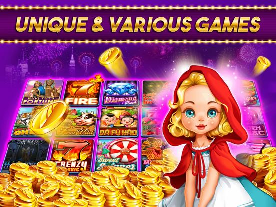Casino Frenzy - Free Slots and Video Poker screenshot