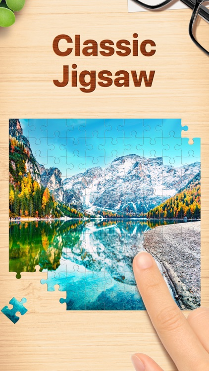 Jigsaw Puzzles - Puzzle Games screenshot-0
