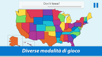 Screenshot of StudyGe-Geografia mondiale5