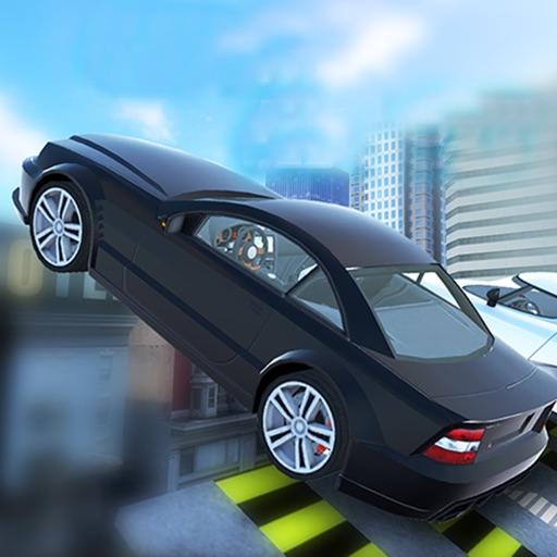 Anti Gravity Race Car by zhang na