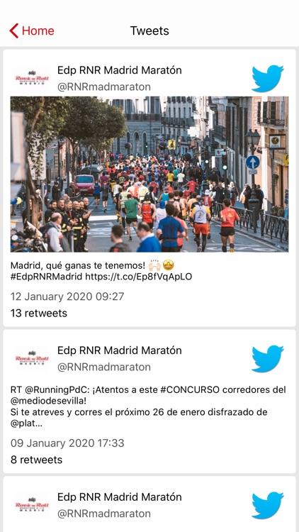edp rock n roll madrid maratón & 1/2