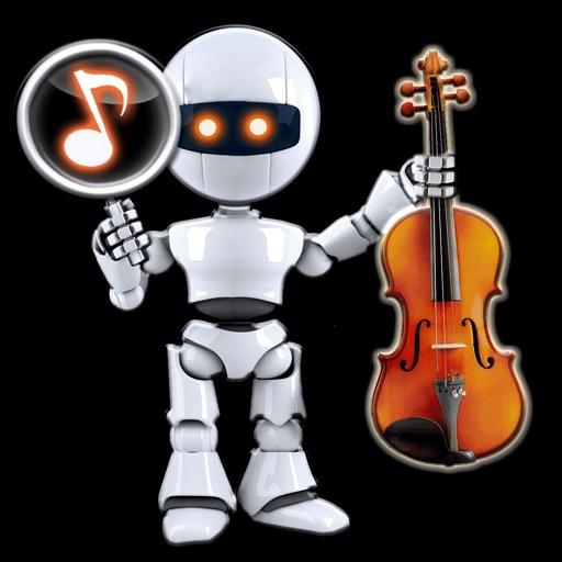 Violin Notes Finder