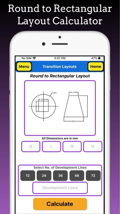 Transition Layouts screenshot 4