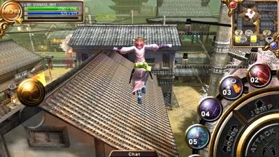 イザナギオンライン -Samurai Ninja- ScreenShot3
