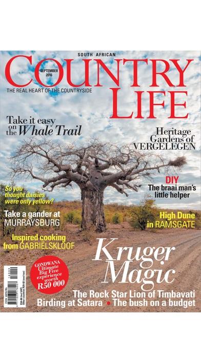 SA Country LifeScreenshot of 1