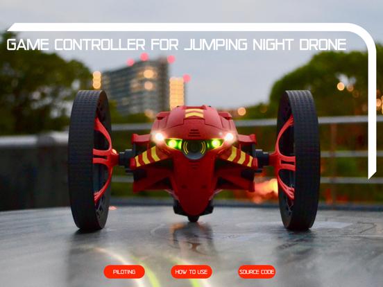 Game Controller Jumping Night screenshot 11