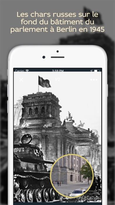 Screenshot #2 pour Time Portal:hier et maintenant