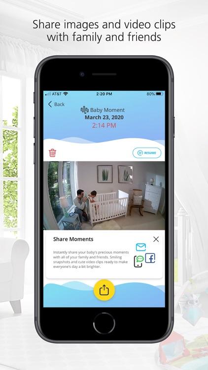 Safety1st Baby Monitor screenshot-5