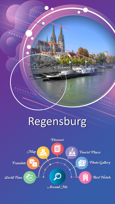 Regensburg Travel Guide screenshot 2