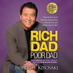 Rich Dad Poor Dad - audiobook
