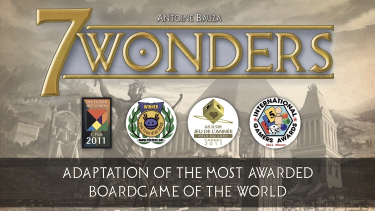 7 Wonders screenshot-4