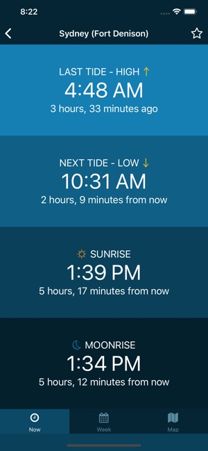Tides Near Me on the App Store
