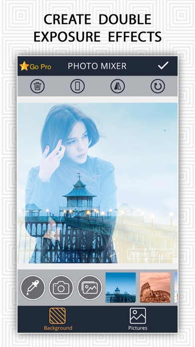 Ultimate Photo Mixer Blender screenshot three