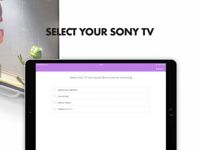 ‎Mirror for Sony Smart TV
